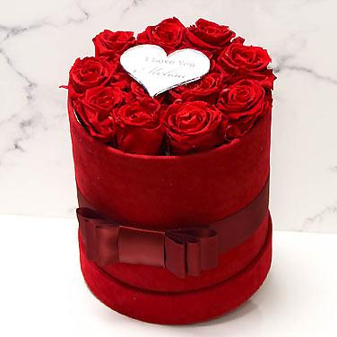 infinity-rosen-geschenk